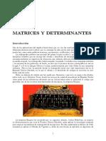 1 MatricesDeterminantes