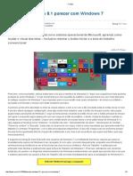 IT Web - Personalizando W8.1