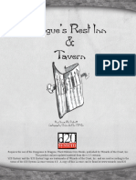 Rogue's Rest Inn & Tavern (CUR005)