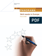 Panorama Skills 2020
