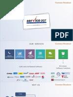 Service007 - Corporate Presentation