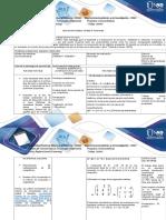 Guia de actividades y Rúbrica de Evaluación-Unidad 3. Post-tarea