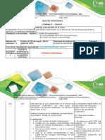Guía de Actividad y Rubrica de Evaluación Tarea 3. Actividad Intermedia - Diseño Experimental 1