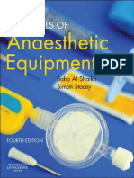 Essentials of Anaesthetic Equipment 4e 4th Edition-1739062586