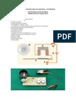 Lista Materiales Tecnicos