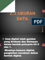 2.2 Ukuran Data-imej Digital