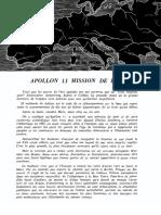 Buletin_european_aug1969_APOLLON 11 MISSION de PAIX - Fondazione Europea Dragan