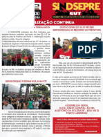 SINDSEPRE - Jornal do Servidor e Servidora