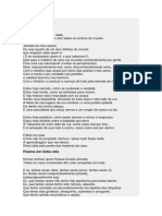 Poemas de Fernando Pessoa