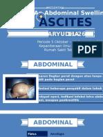 Ascites - Haryudha