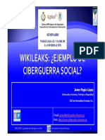 CasoWikileaksEjemploCiberguerraSocial
