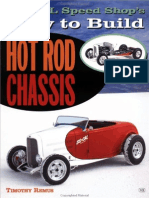 How to Build a Hot Rod Chassis - 0760308365