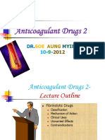 AnticoagulantDrugs 2 ,September 10