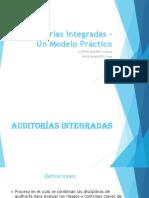 Auditorias Integradoras