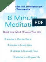 8 Min Meditation
