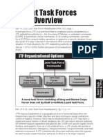Joint Task Forces JTF Overview