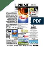 August 1 2010 Newsletter