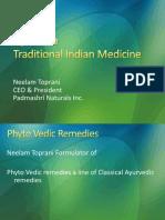 Ayurveda Basics Sept 2014