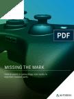 Fy17 Cae Analyst Sink Marks Report En