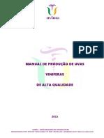 Manual Producao Uvas Viniferas Alta Qualidade 2015