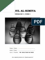 T4 Bab 01 - Pengenalan Kepada Kimia BM BI 2016