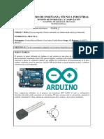 Carrito / Arduino