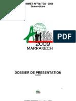 DOSSIER_DE_PRESENTATION  AFFRICITé