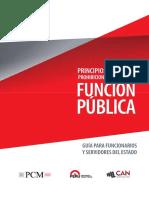 Manual Principios Deberes en La Funcion Publica Copia