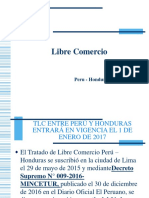 Tlc Peru Honduras