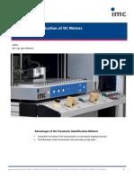 Imc PI-Parameter Identification-motor Test System