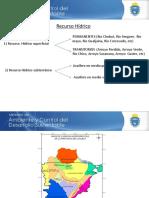 Recursos Hídricos Chubut
