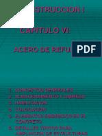 Construccion II-cap Vi - Acero de Refuerzo (r)