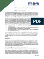 Das Bundesinstitut für Risikobewertung auf einen Blick Daten, Fakten und Hintergründe-2016