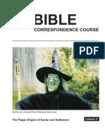 Bible Law Lesson 3