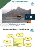 Geología de Antamina Proexplo-2013