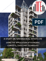 Economic Report on Navana Real Estate Ltd