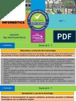 Clase 8 Estructura de Los Lineamientos 6 a 7