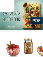 2015 Good for You Food Book