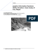 GIS in Slope Instability Zonation.pdf