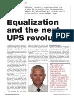 BatteriesInternational Summer 2012 Equalization Revolution Generex