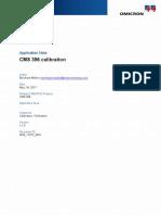 CMS 356 AppNote Calibration 2017 ENU