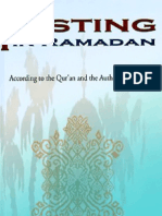 En Fasting in Ramadan According to the Quran and the Authentic Sunnah
