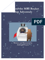 Pluto and the Mri Rocket Ship Adventure