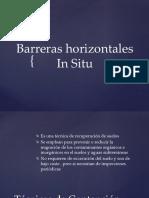EXPO de Barreras Horizontales