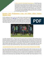 Pemain Senior Bukan Lagi Jadi Andalan Bagi Timnas Indonesia