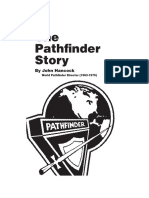 The Pathfinder History