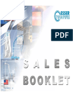 Esser Pipe Tech Salesbooklet 0909