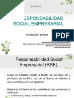 Responsabilidad Social Emprearial