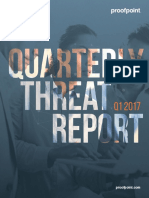Proofpoint Threat Report