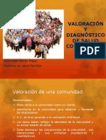 1. Valoracion y Diagnostico de La Comunidad uss